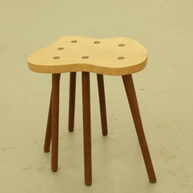 7legged stool. Photo by Immy Mali